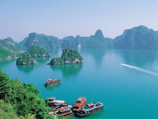 天堂岛——海上桂林的一颗明珠