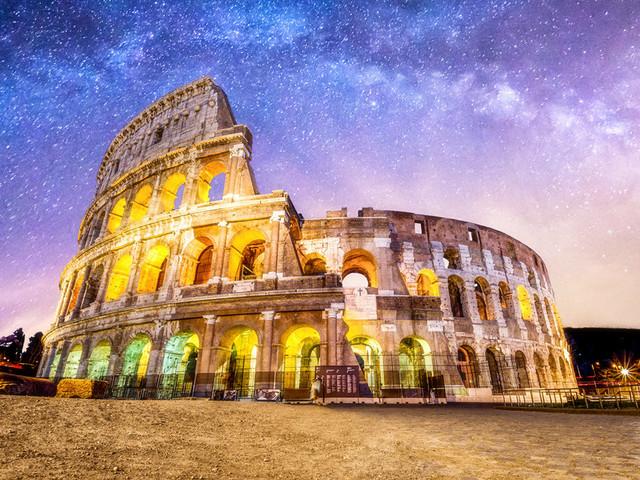 充满圆舞曲曼妙旋律的中世纪之旅——意大利