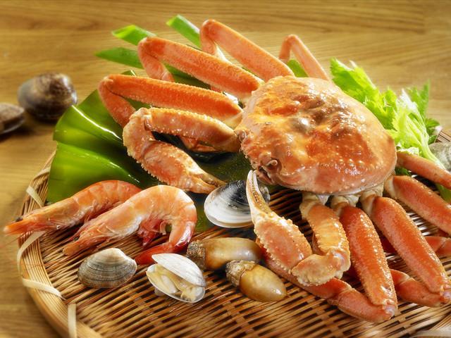 必吃美食——松叶蟹