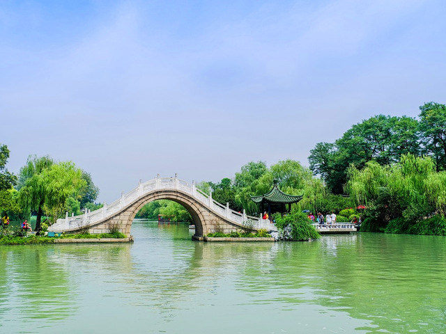 扬州|瘦西湖